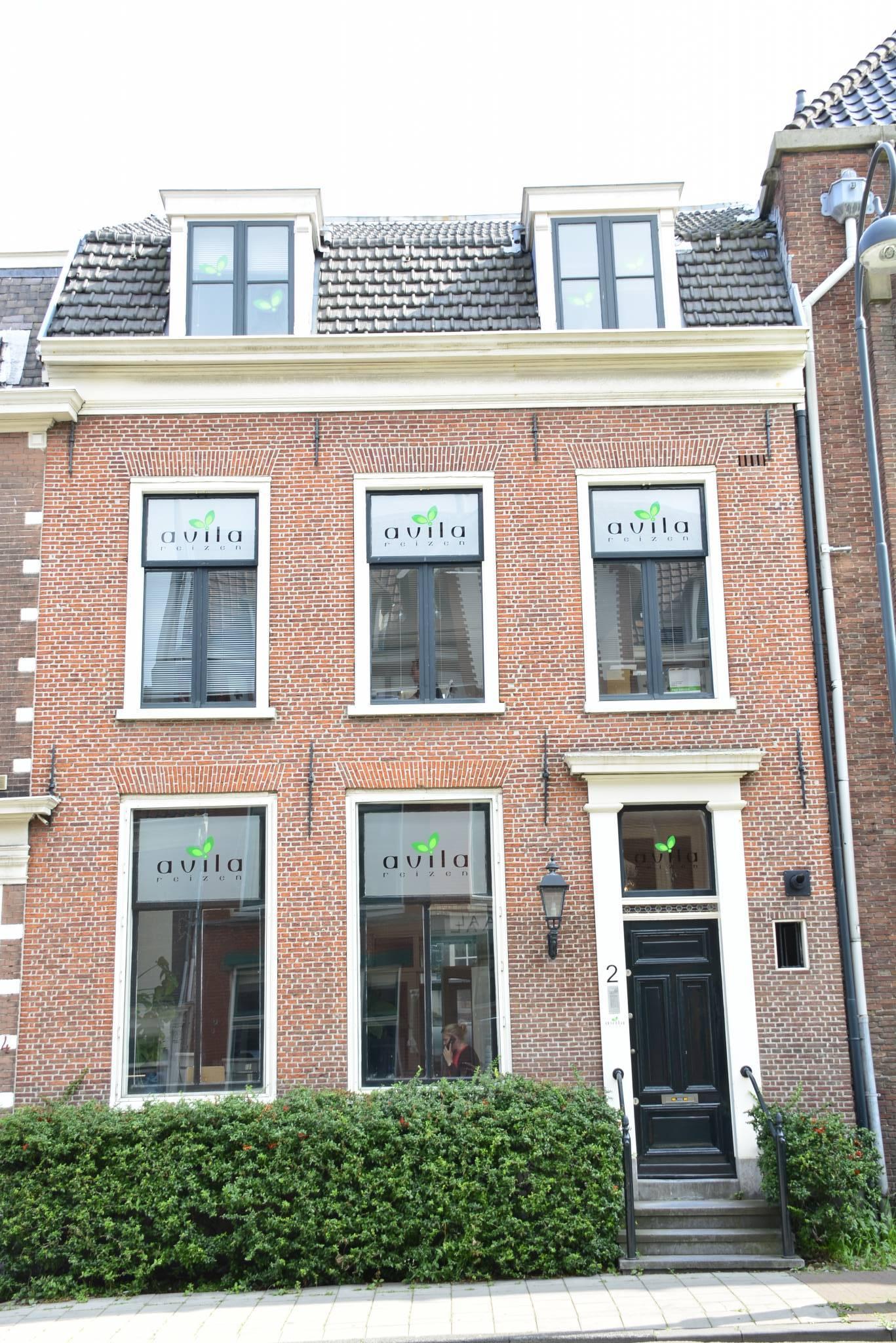 Kantoor Avila Reizen in Haarlem
