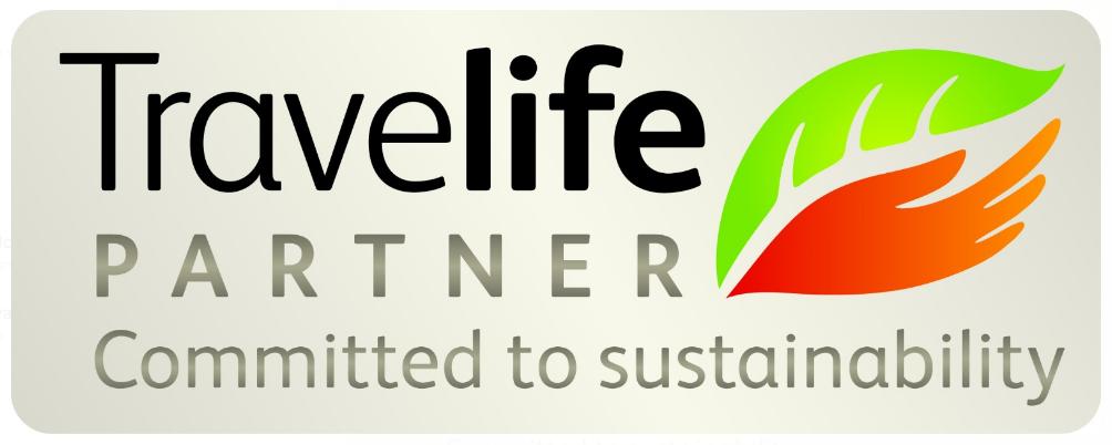 Travelife logo Partner